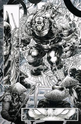 Batman-Teenage Mutant Ninja Turtles II