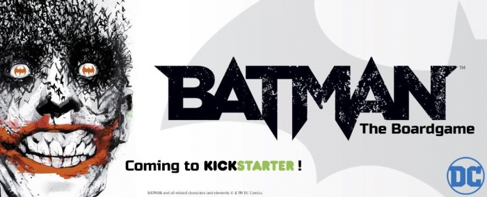 Batman The Boardgame 1
