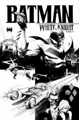 Batman White Knight 5