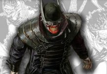 Batman who laughs batman que ríe
