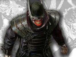 Batman who laughs batman que ríe