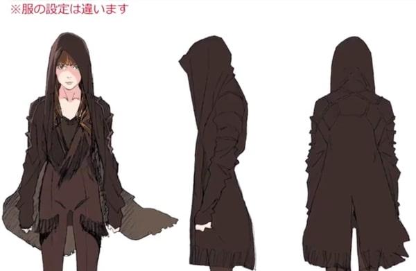 Blade Runner 2049 - corto animado Blackout 2022 - diseños 01