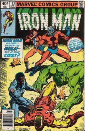 Bob Layton muestra material de Marvel Comics 2