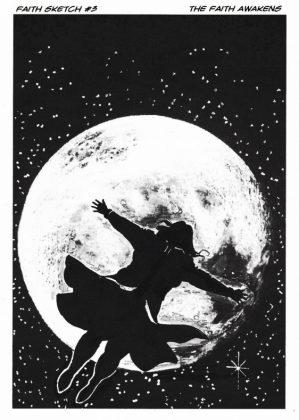 Bob Layton muestra material no utilizado en Valiant Comics 5