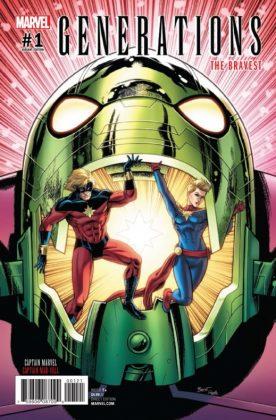 Capitan Marvel Generations 1