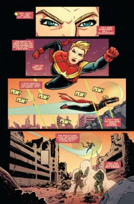 Capitan Marvel Generations 3