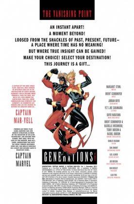 Capitan Marvel Generations 4