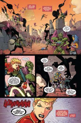 Capitan Marvel Generations 5