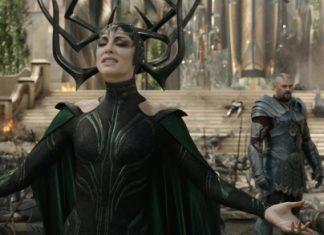 Cate Blanchet Hela Thor Ragnarok