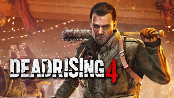Confirmado el lanzamiento de 'Dead Rising 4' para diciembre en PlayStation 4 (2)