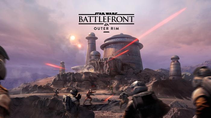 Consigue gratis el pase de temporada de Star Wars Battlefront Bespin Outer Rim Death Star Rogue One Scarif 3
