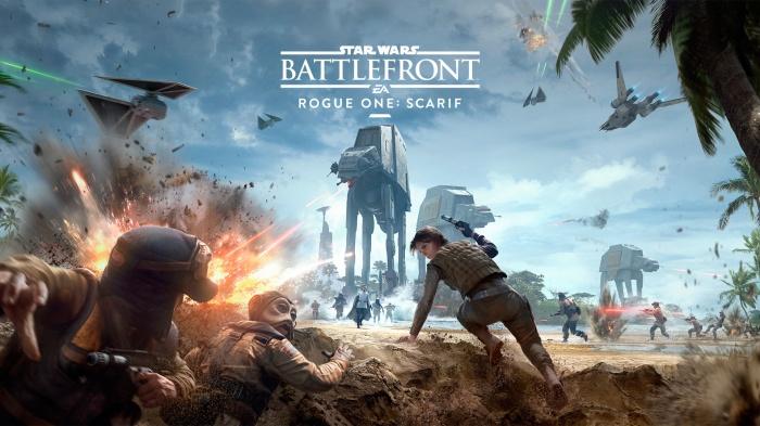Consigue gratis el pase de temporada de Star Wars Battlefront Bespin Outer Rim Death Star Rogue One Scarif 4