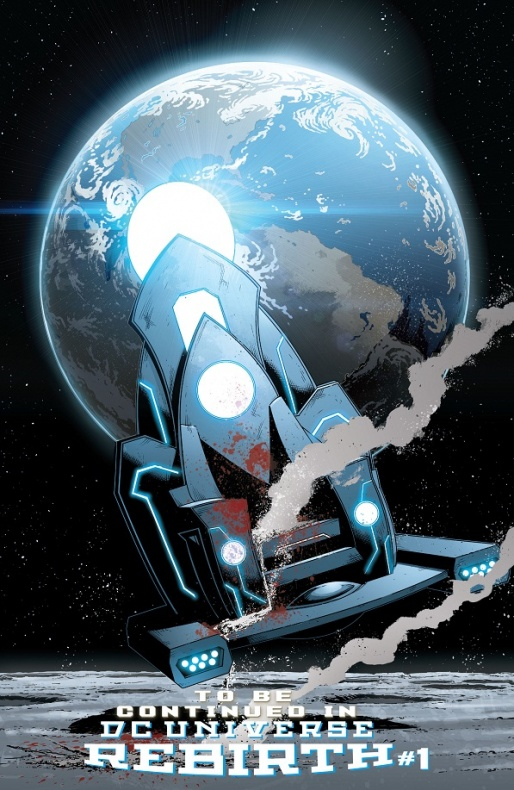 Darkseid War final