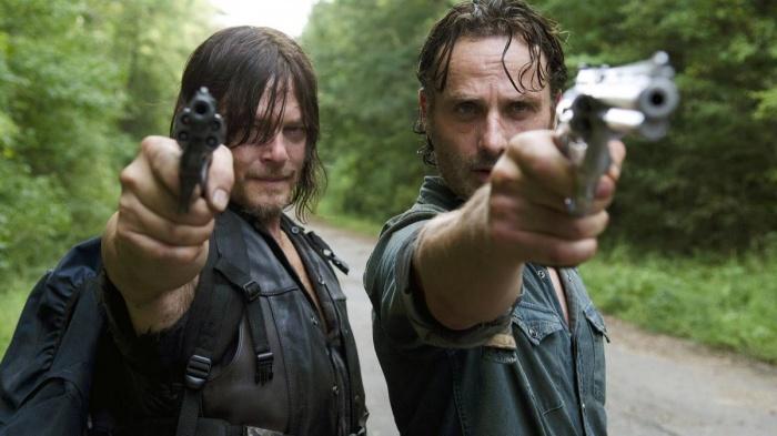 Desvelada la sinopsis de la 8ª temporada de The Walking Dead 2