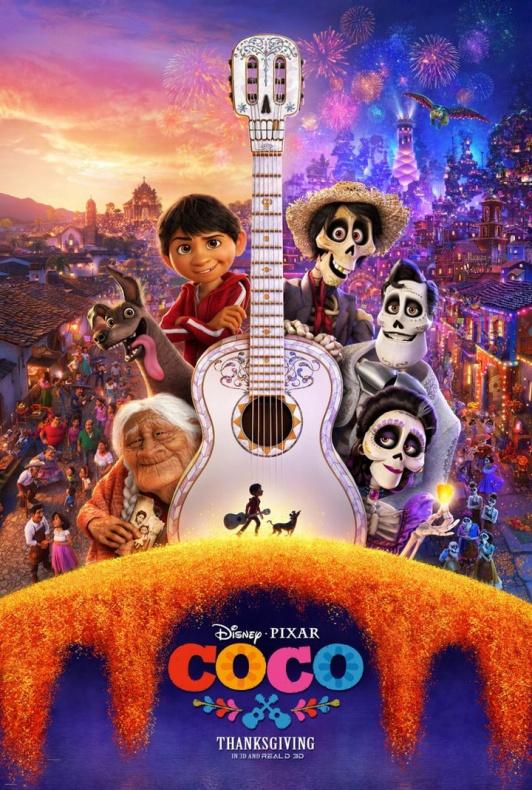 Desvelado el tercer tráiler oficial de Coco 2