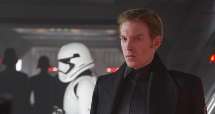 Domhnall Gleeson da su opinión sobre la marcha de Colin Trevorrow del episodio IX de Star Wars