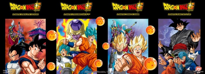 Dragon Ball Super Saga