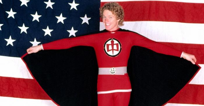 El Gran Héroe Americano tendrá un remake con protagonista femenina 2