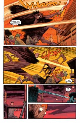 El artista español David Rubín será el dibujante del 2º volumen de Rumble 3