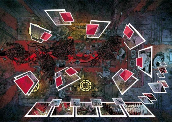 El artista español David Rubín será el dibujante del 2º volumen de Rumble 4