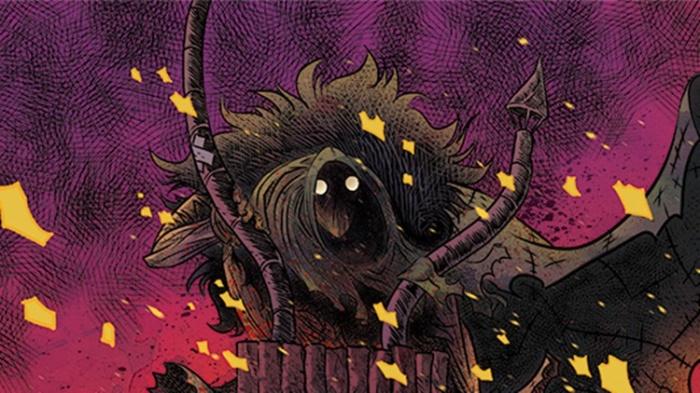 El artista español David Rubín será el dibujante del 2º volumen de Rumble 5