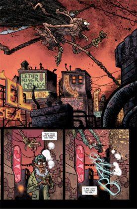 El artista español David Rubín será el dibujante del 2º volumen de Rumble 6