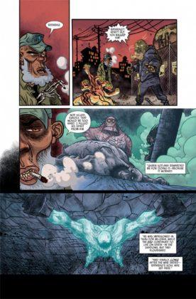 El artista español David Rubín será el dibujante del 2º volumen de Rumble 8