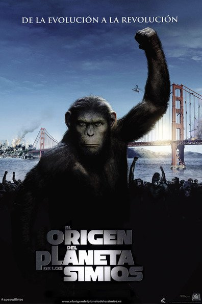 El origen del planeta de los simios