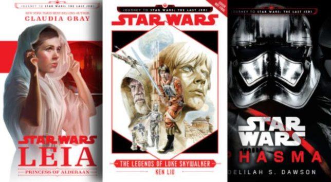 Estas son las novedades de Planeta Cómic para Star Wars Los últimos Jedi 4