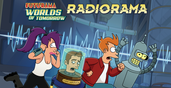 Futurama Podcast 1