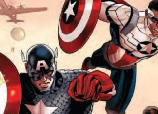 Generations Sam Wilson Captain America & Steve Rogers Captain America #1 (1) 1