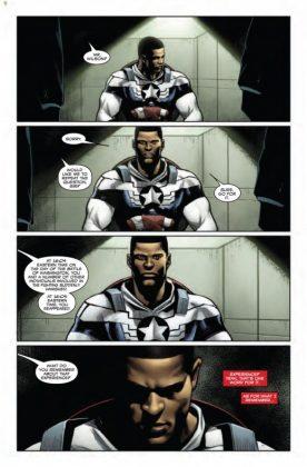 Generations Sam Wilson Captain America & Steve Rogers Captain America #1 (2)