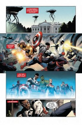 Generations Sam Wilson Captain America & Steve Rogers Captain America #1 (3)