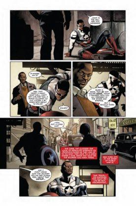 Generations Sam Wilson Captain America & Steve Rogers Captain America #1 (4)