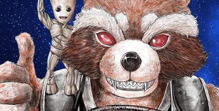 Guardians of the Galaxy - Galaxy Rush 4