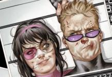 Hawkeye Marvel Legacy 1