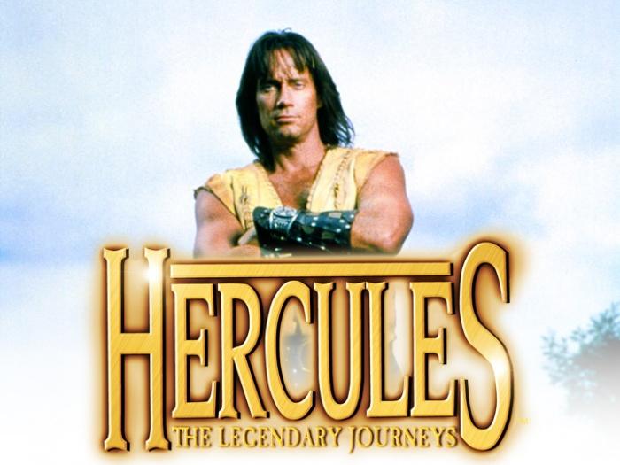 Hercules sus viajes legendarios