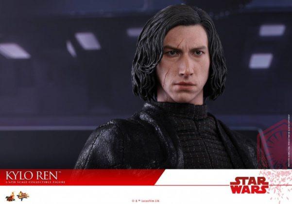 Hot Toys desvela la nueva figura de Kylo Ren de Star Wars Los últimos Jedi 11 1