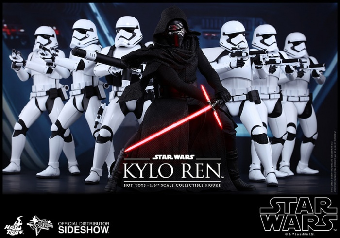 Hot Toys desvela la nueva figura de Kylo Ren de Star Wars Los últimos Jedi 14