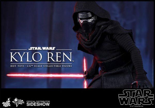 Hot Toys desvela la nueva figura de Kylo Ren de Star Wars Los últimos Jedi 2