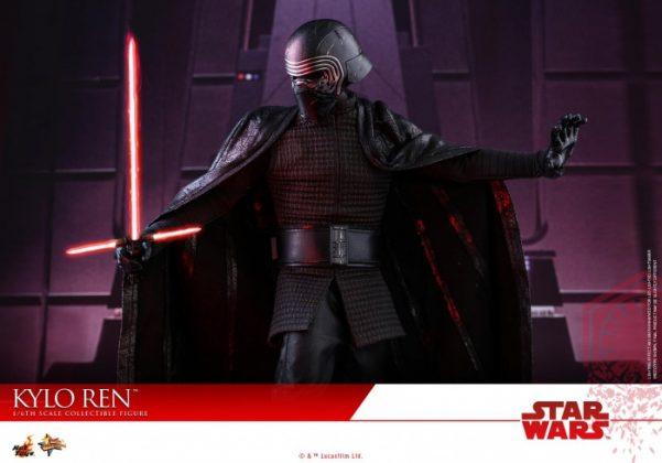 Hot Toys desvela la nueva figura de Kylo Ren de Star Wars Los últimos Jedi 8