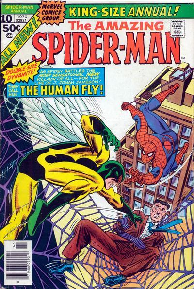 Human Fly Len Wein