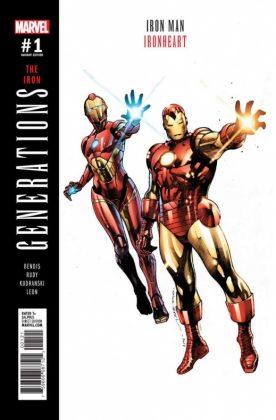Iron Man Generations 1
