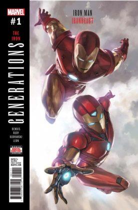 Iron Man Generations 6