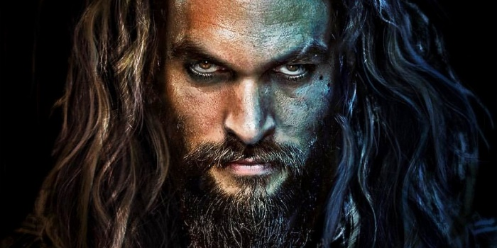 Jason Momoa as Aquaman by MauLoa