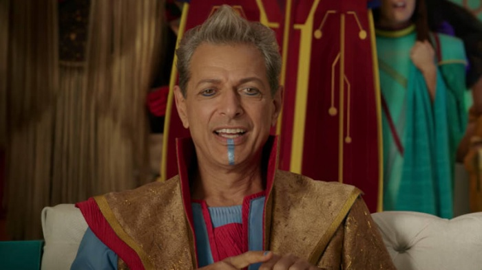 Jeff Goldblume Gran Maestro