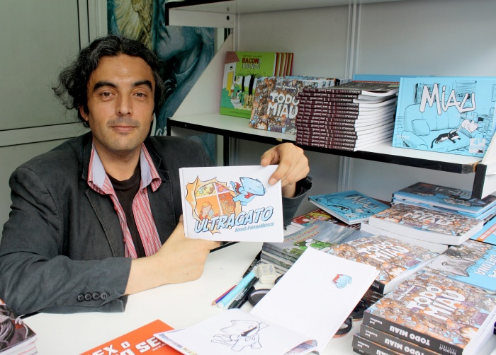 José Fonollosa - VGCómic
