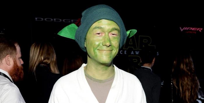 Joseph Gordon-Levitt Star Wars Los últimos Jedi 1