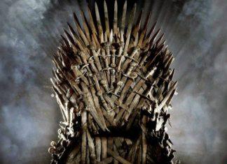 Juego de Tronos - el trono de hierro