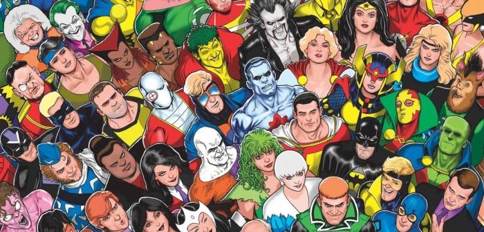 Justice League International Omnibus 3